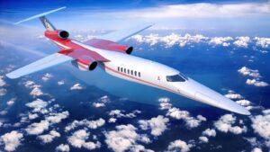 Tony Moradian Supersonic Jet